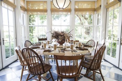 In the Veggie Kitchen: Thanksgiving – The Decor