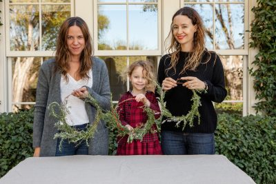 DIY: An Herb Wreath with Amy Blessing