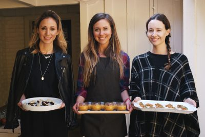 In the Veggie Kitchen: Holiday with Nickey Kehoe and Julie Morris – The Menu