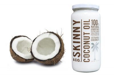Spotlight on Skinny Coconut Oil