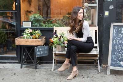 Touring Flower Girl, NYC's Beautiful Bloom Mecca