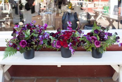 A Valentine's Day Floral Arranging Class with Moon Canyon