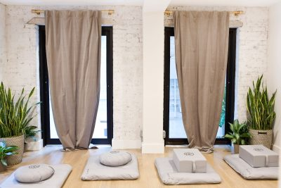 Breathe Deep at NYC's M N D F L Meditation Studio