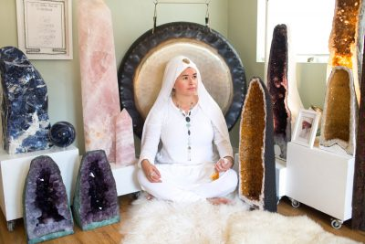 A Guide to Crystal Healing with HariShabd Khalsa