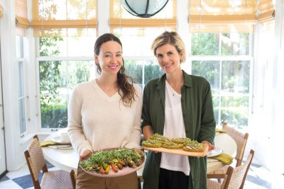 Meredith Baird's Seasonal Easter Brunch Menu