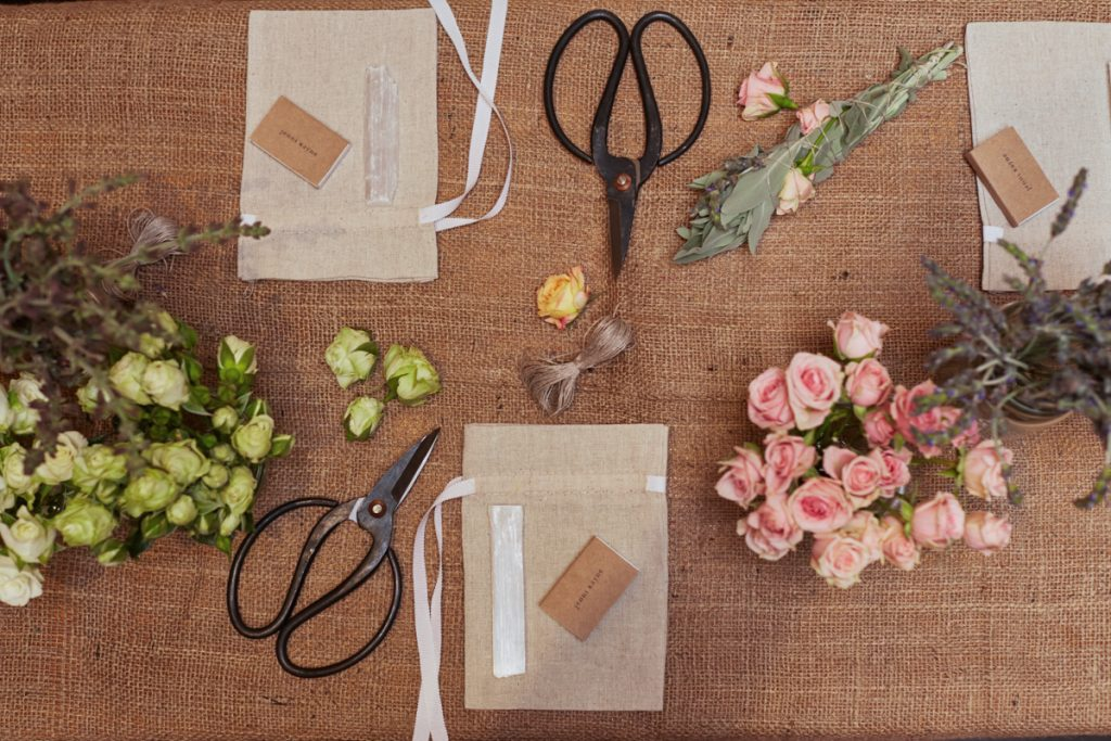 Floral Smudge Bundles: A DIY Workshop with Amy Blessing