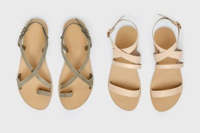 Valia Gabriel's Refined Greek Footwear at Jenni Kayne