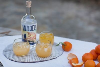 A Refreshing Gin Cocktail Inspired by Ojai, California