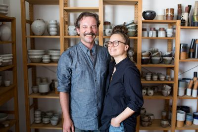 The Story Behind LA's A Question of Eagles Ceramics