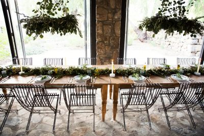 Dinner Party Details: An Inspired Summer Evening in Ojai