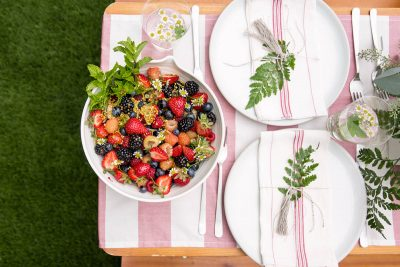 In The Veggie Kitchen: A Healthy Menu for a July 4th BBQ