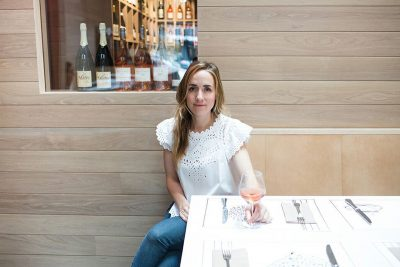 Helen Johannesen Talks About Working in Wine