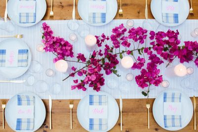 Summer Entertaining: A Casual Greek Dinner Party