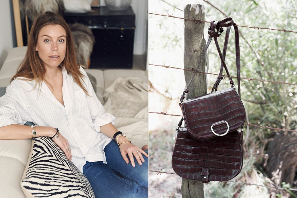 Minimalist Handbags from Little Liffner