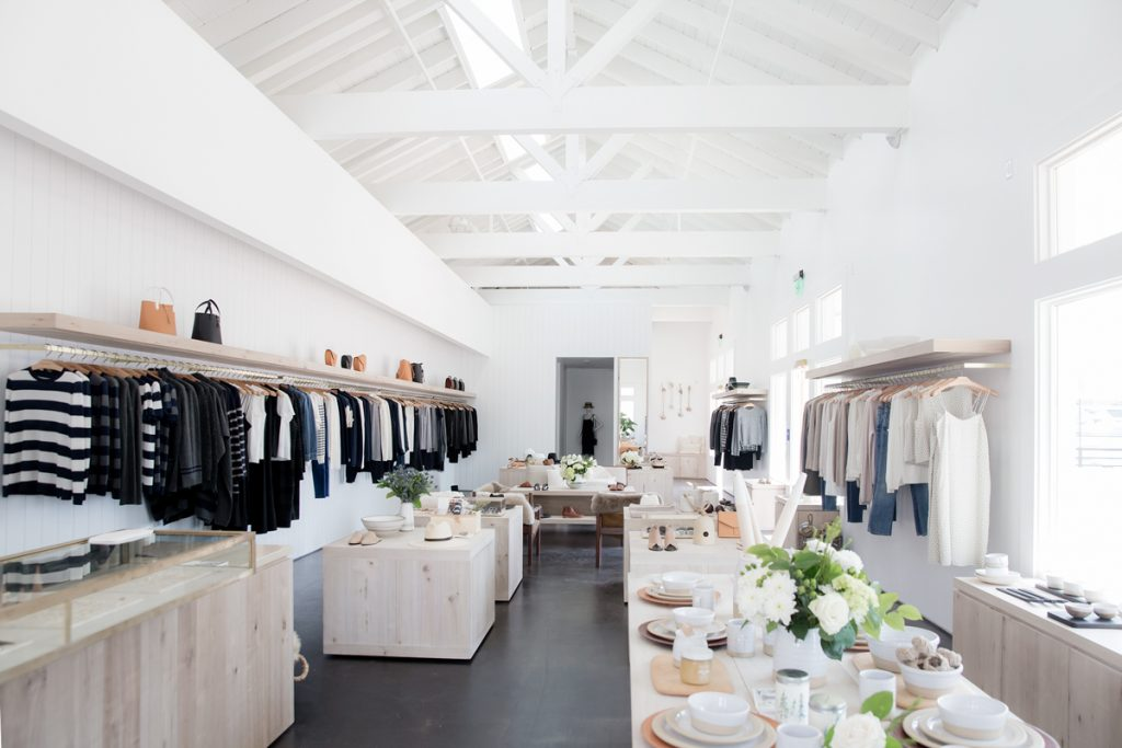 Inside Our New Store in Newport Beach's Lido Village