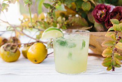 Annie Campbell's Celery Buck Cocktail Recipe