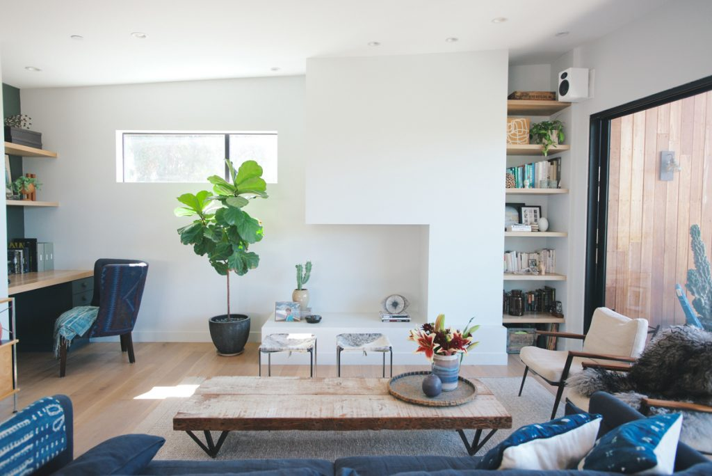 Inside the Silver Lake Hillside Home of Cleo and McShane Murnane