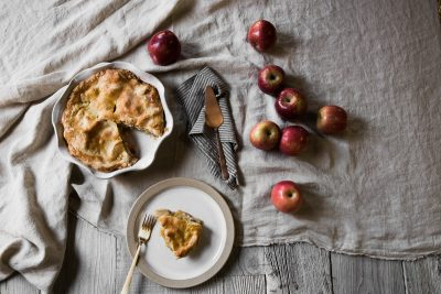 A Perfect Apple Pie Recipe by Pamela Salzman