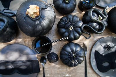 A Halloween DIY Party for the Little Ones with Amy Blessing