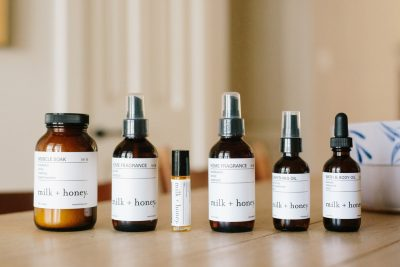 Get to Know Austin-Based Natural Beauty Brand Milk + Honey