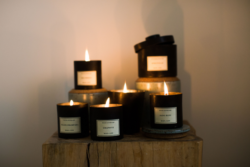 Holiday Gift Ideas: Mad et Len Artisanal Candles