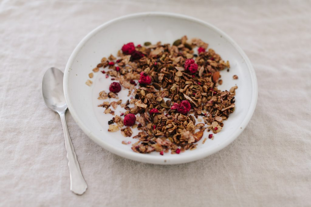 A Muesli Recipe from The Moon Juice Cookbook