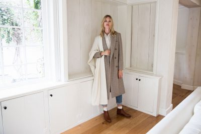 Winter Luxuries from Knitwear Designer Lauren Manoogian