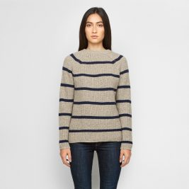 jenni-kayne-cashmere-striped-fisherman-sweater-heather-brown-navy-front_1024x1024
