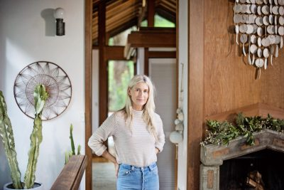 A Tour of Stylist Lisa Moir's Minimalist Mill Valley Home