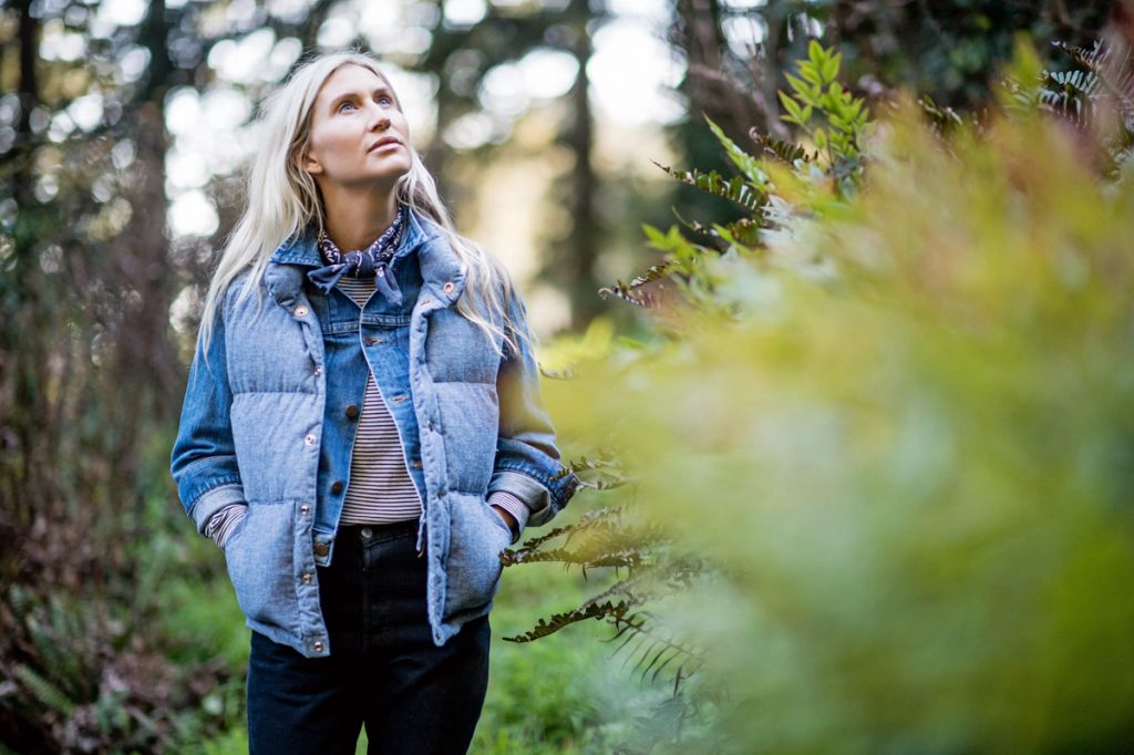 Stylist Lisa Moir's Winter Layering Tips