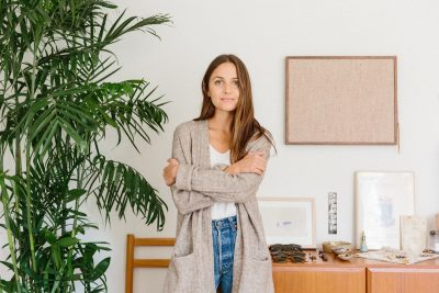 A Venice-Beach Home Tour with Stylist Kate Brien
