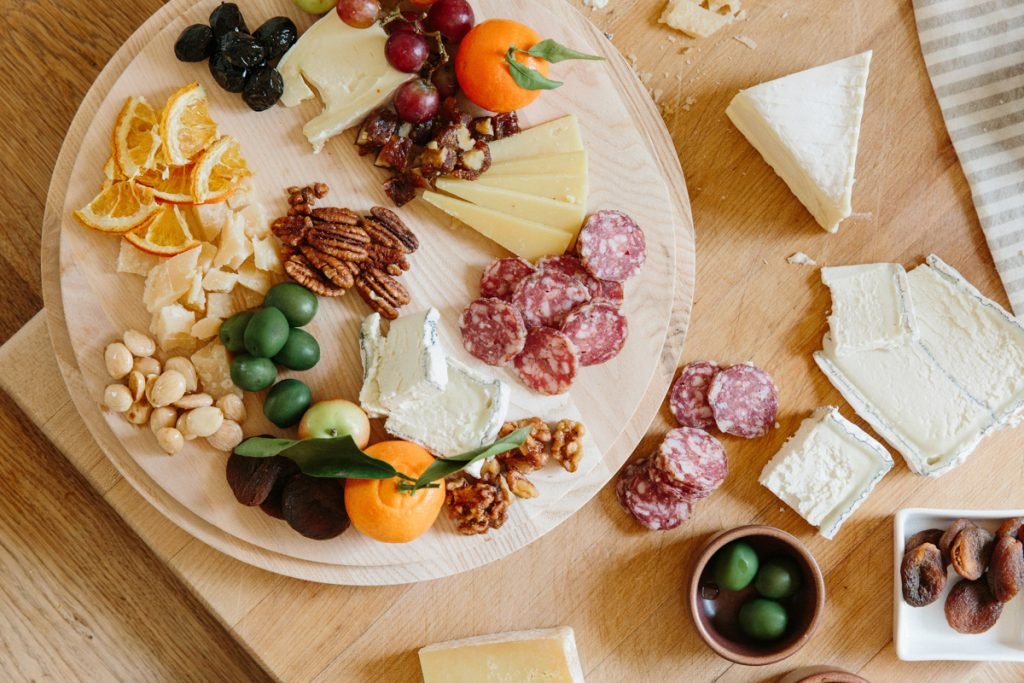 How to Build a Cheese Board Your Guests Will Love