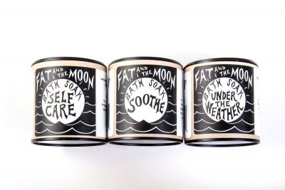 Rest and Recharge with Fat & The Moon's Healing Bath Soaks