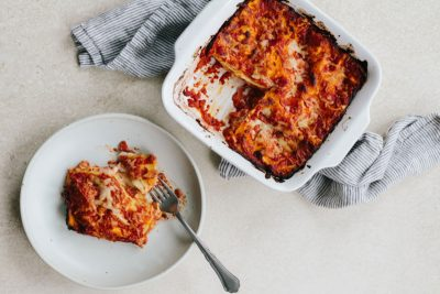 A Simplified Lasagna Recipe by Julia Turshen