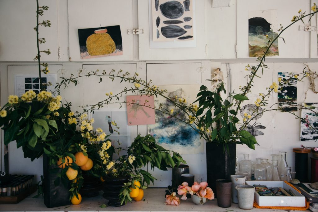 Foraged Florals with Ojai-Based Louesa Roebuck