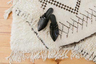 New at Jenni Kayne: Vintage Moroccan Rugs