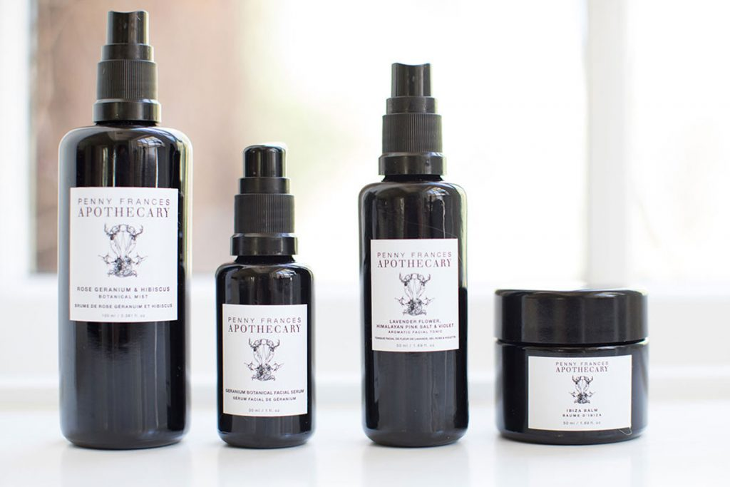 Wild Crafted Beauty: Inside Penny Frances Apothecary