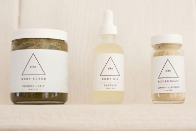 Small Batch Skincare: Meet Natural Beauty Brand s/he