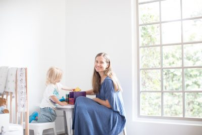 Celebrating Motherhood: Barrett Prendergast