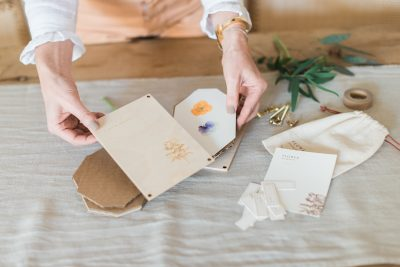 A Pressed Flower Tutorial with Simone LeBlanc