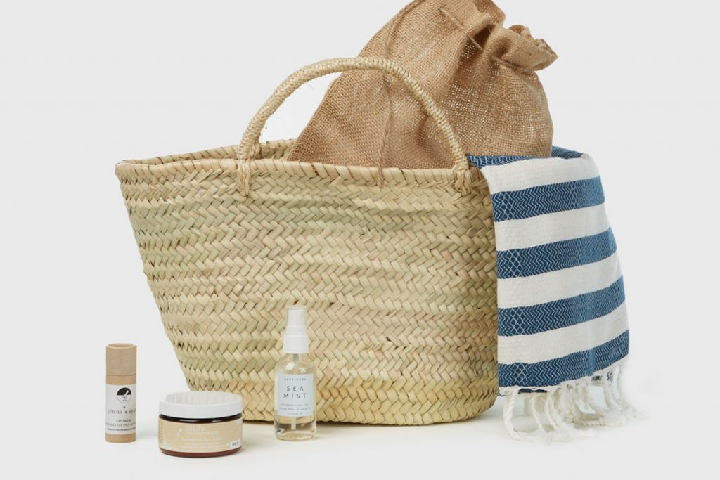 What's Inside the Perfect Summer Beach Bag