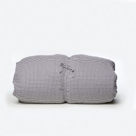 Hedgehouse-Gingham-Throwbed-Black-Front_1024x1024