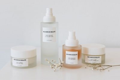 Recherche Beauté: Natural Skincare with a Luxurious Twist