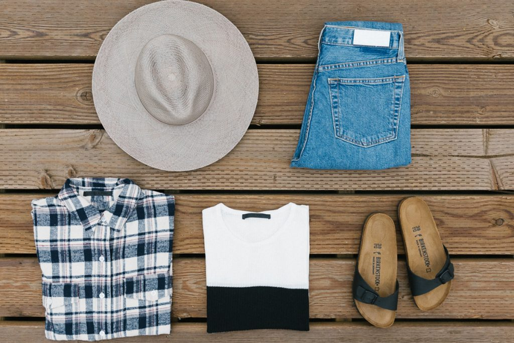 Jenni's Packing Guide: Labor Day Weekend