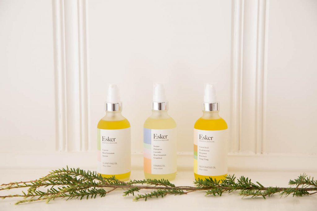 Esker Beauty is the New Natural Body Oil Line to Know