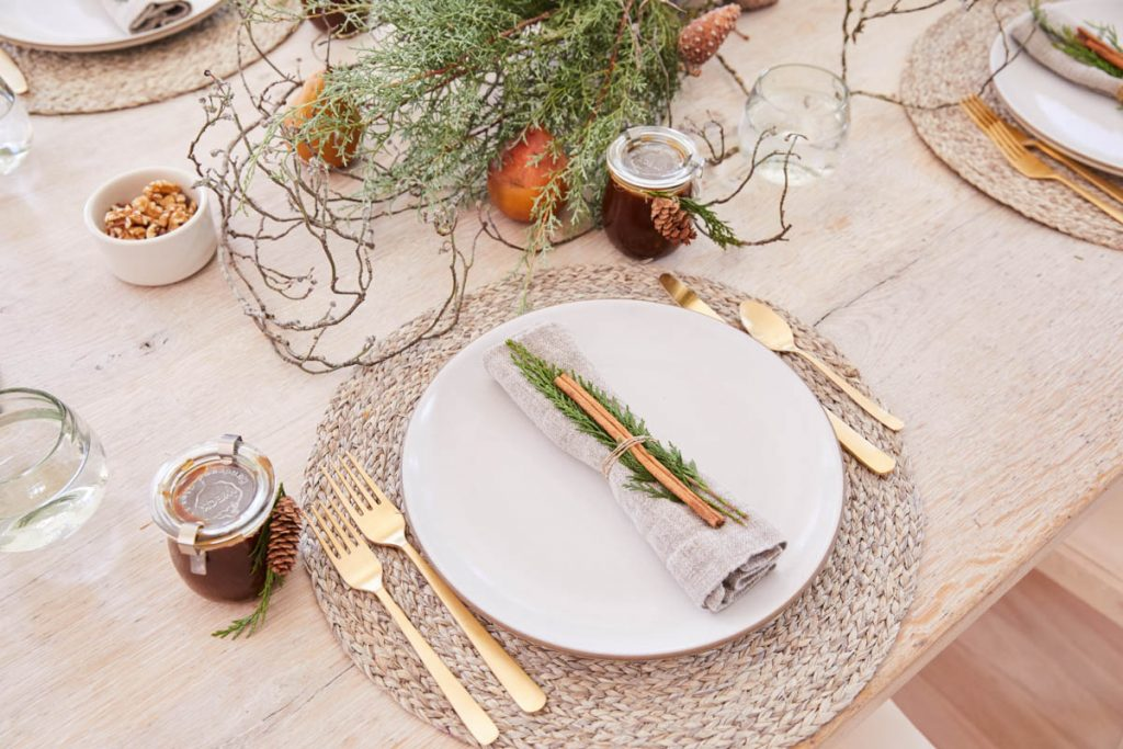 Setting the Holiday Table: Inside Jenni's Lake Tahoe Home