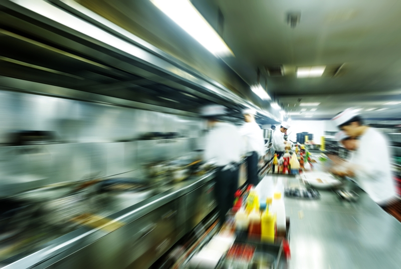 The foodservice business is fast moving, and restaurants need to adopt new technology that boosts efficiency to keep up.