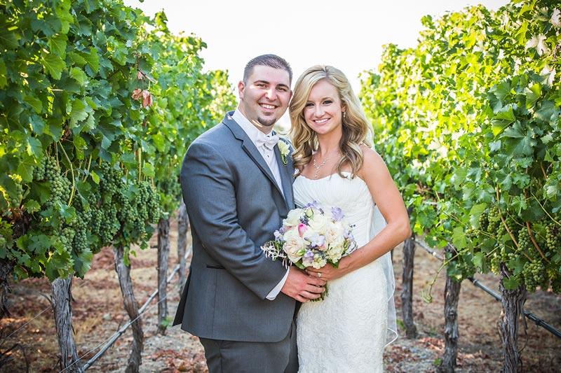 Palm Event Center Wedding Pleasanton