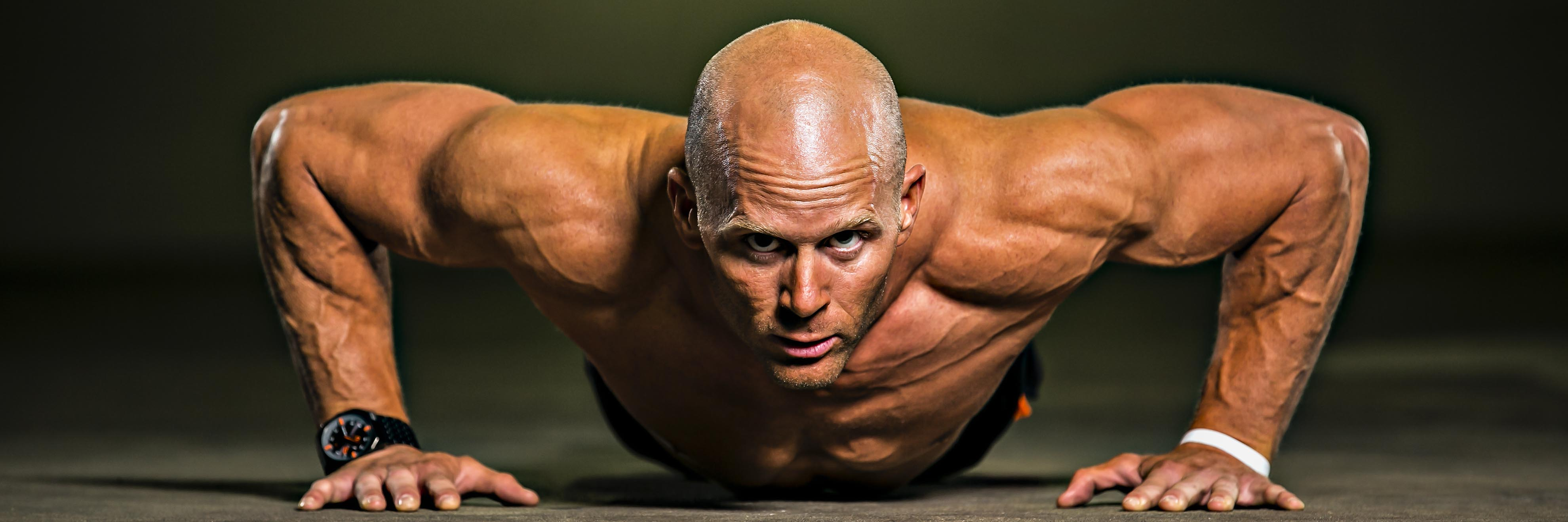 Body Builder Fitness Photography