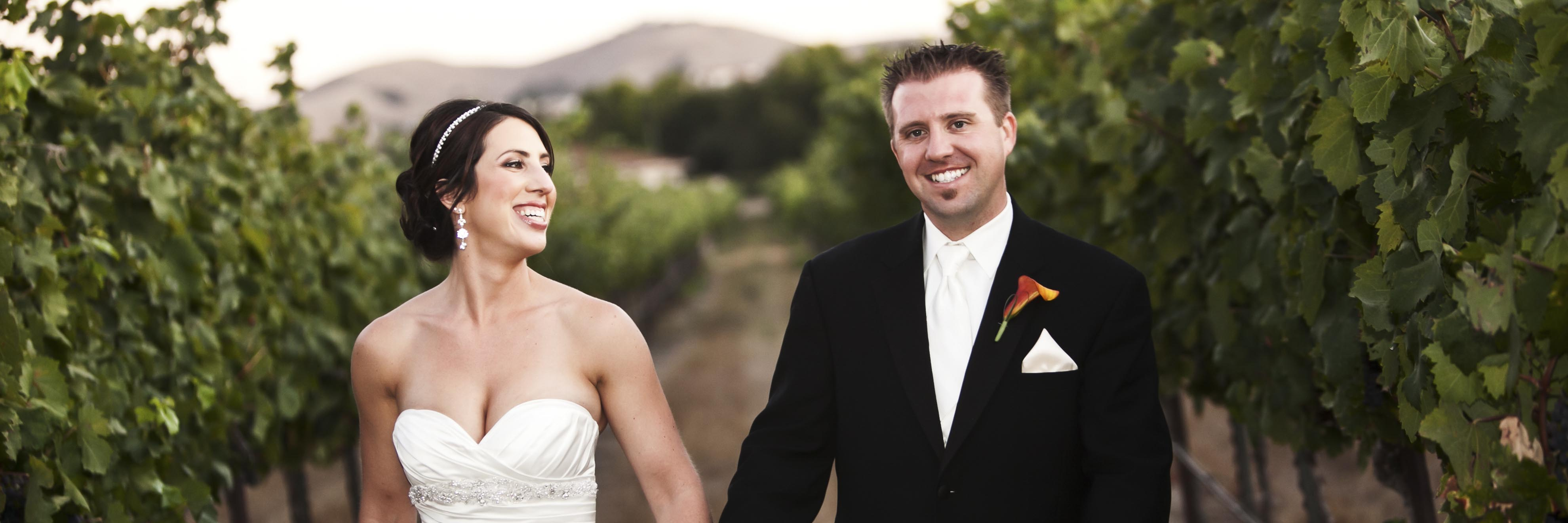 CASA REAL at Ruby Hill Winery Wedding